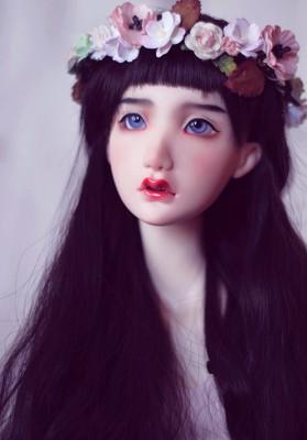 Ophelia head