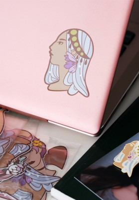 Juvenille Stickers!